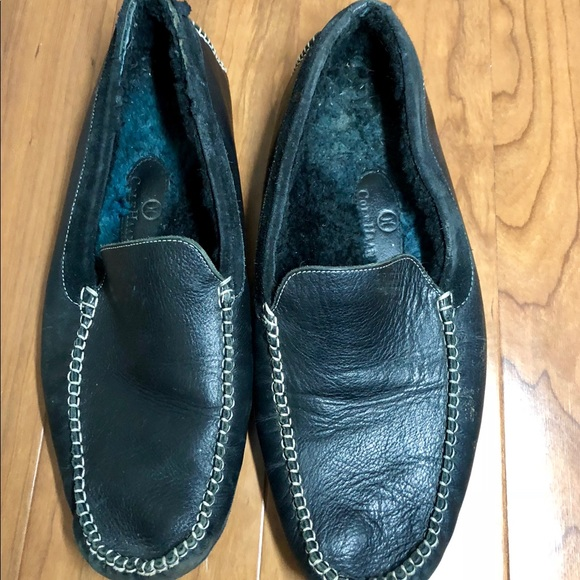 Cole Haan Shoes   House Slippers Size